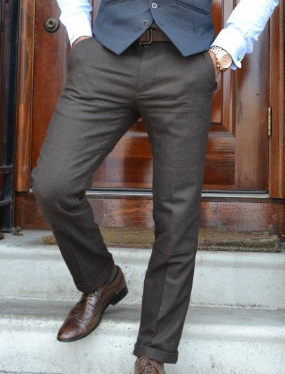 Combinar pantalón de vestir