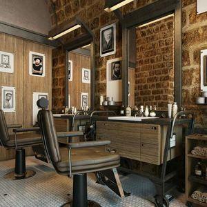 Barbería para hombres