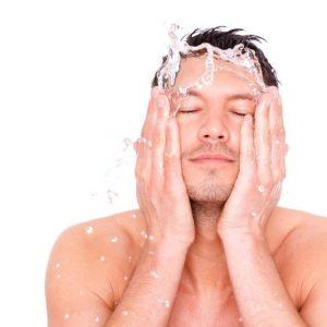 Cuidado facial para hombre
