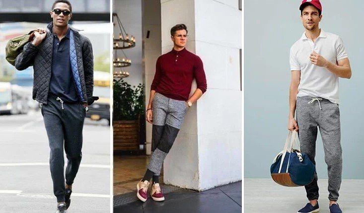 Polo y pantalón deportivo