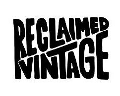 Reclaimed vintage logo