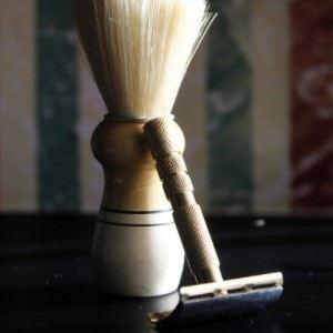 Afeitado para hombre
